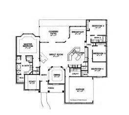 one story floor plans 2500 square feet 2500 sq foot house plans 7705
