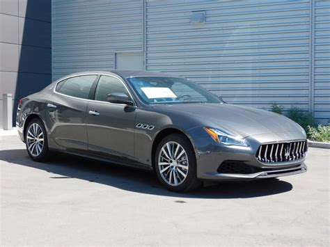 maserati q4 msrp new 2018 maserati quattroporte s q4 4dr car in salt lake