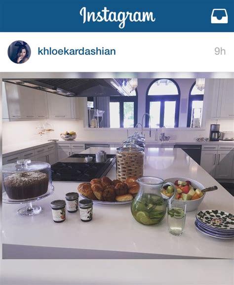 Khloe Kardashian Kitchen Decor Khloe Kardashian S Kitchen Minimalist Inspiration