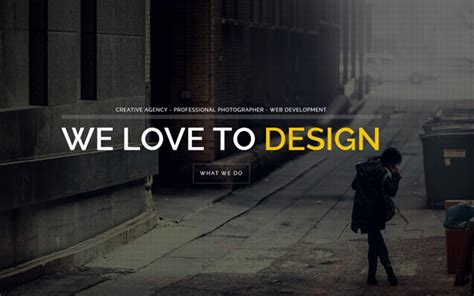 design studio templates 40 impressive html5 templates for entertainers and