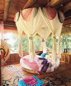 Boho Canopy Bedroom Ideas For Bedrooms Bohemian Bed