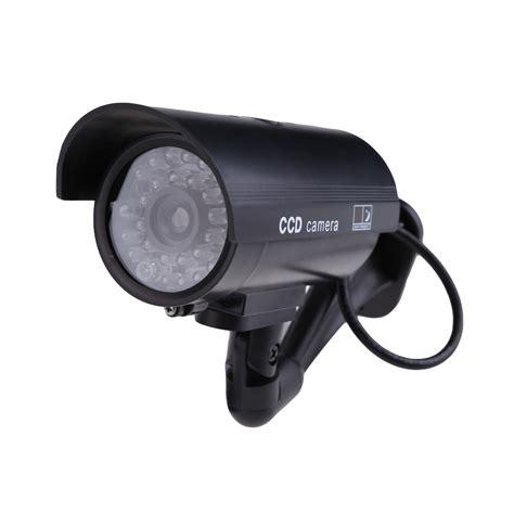 backyard surveillance camera waterproof fake camera outdoor indoor security fake