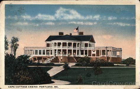Cape Cottage Maine by Cape Cottage Casino Portland Me
