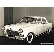 1961 ГАЗ 21 Волга Ghia