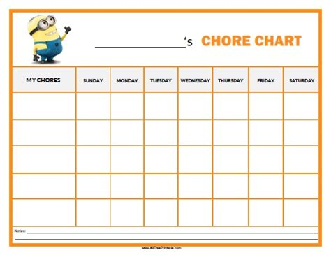 free printable chore chart templates printable calendar with pictures calendar template 2016