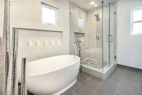 modern master bath designs room
