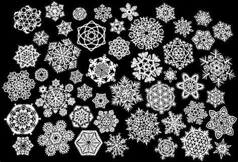 How To Make Pretty Paper Snowflakes - home quotes november 2010