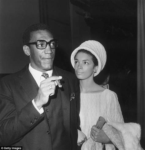 Cosby and his wife camille hanks attending a charity benefit in