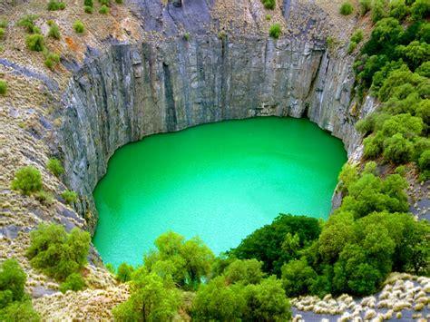 big hole kimberley south africa wallpaper widescreen hd