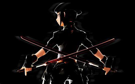 anime ninja girl wallpaper female ninja anime wallpaper