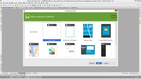 android studio tutorial pdf setup android studio and debenu pdf library foxit sdk knowledge base