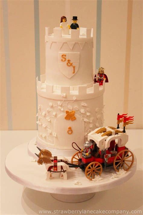 Castle Wedding Cake by Lego Castle Wedding Cake Cakecentral