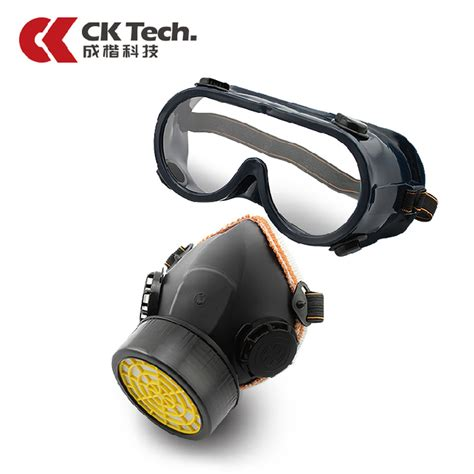 Baoweikang Masker Gas Respirator ck tech dust mask soft plastic dual valve respirator protective mask gas mask gas mask