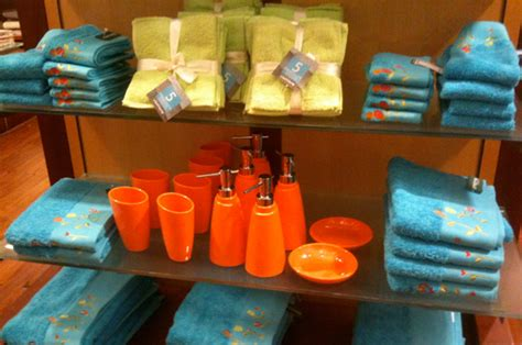 blue and orange bathroom owl theme for a bathroom at home with kim vallee