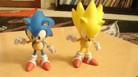 5 inch figures sonic through time 5 inch figures