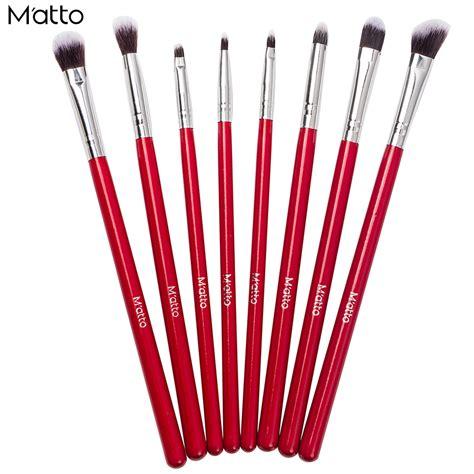 8 Makeup Brush Set matto eye makeup brushes 8 pcs professional makeup brush