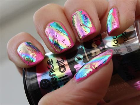 Nail Foil by Dashing Foil Nail Nadine Forever