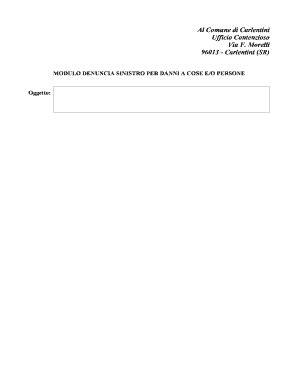 comune di carlentini ufficio anagrafe sworn affidavit indiana fill printable fillable