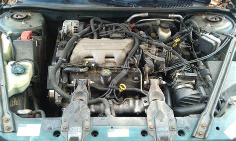 1992 buick century engine diagram