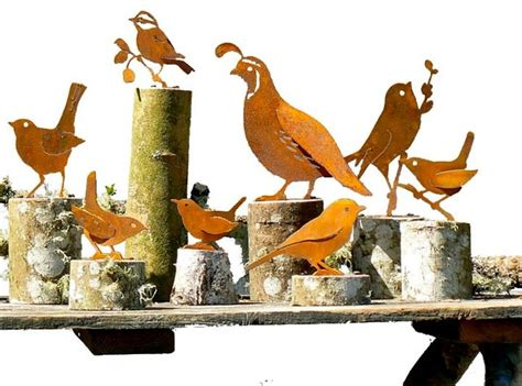 Home Decor Birds | metal bird silhouettes medium eclectic home decor