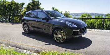 Porsche Cayenne S Turbo 2016 Porsche Cayenne Turbo S Review Caradvice