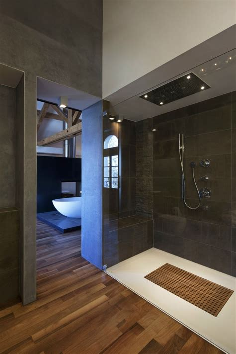 20 Unique Modern Bathroom Shower Design Ideas Pics Of Modern Bathrooms