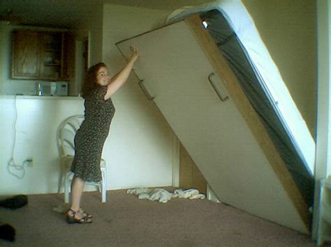 How To Open An Futon by File Murphy Bed Jpg Wikimedia Commons
