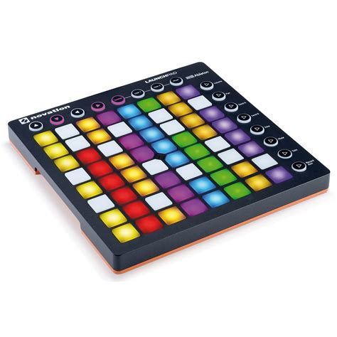 novation launchpad mk2 171 midi controller
