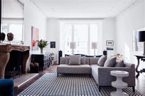 l for living room grey l shaped sofa white living room ideas