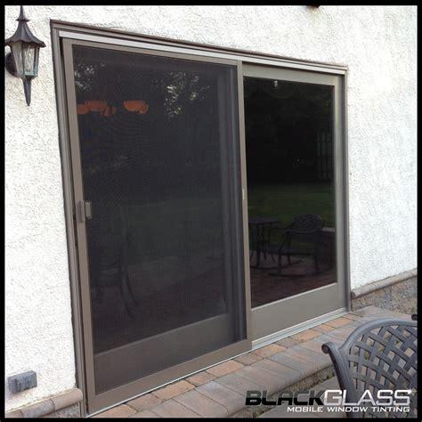 sliding glass door tint door tinting remarkable patio door tint sliding glass
