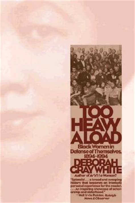 Pdf Heavy Load Themselves 1894 1994 by Heavy A Load Black In Defense Of Themselves