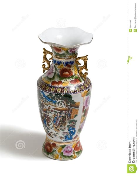 Ornament Vase by Vase With Ornament Stock Photos Image 5844033