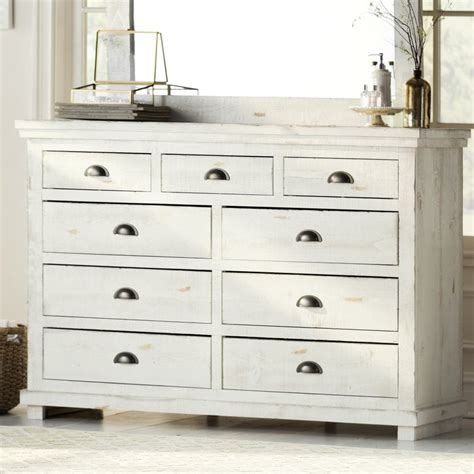 Dresser D by Lark Manor Castagnier 9 Drawer Dresser Reviews Wayfair