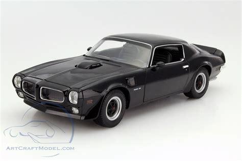 Pontiac Firebird Years by Pontiac Firebird Trans Am Year 1972 Black 12566bk Ean