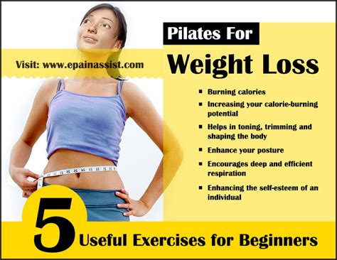 5 weight loss exercises pilate workout for weight loss sport fatare