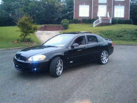 2008 impala on rims 2008 chevy impala ss rims www proteckmachinery