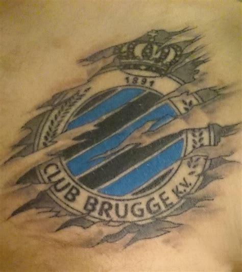 club tattoo brugge fc