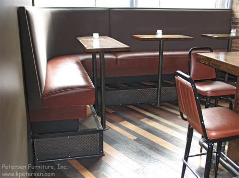 pub bench seating curved booths on pinterest banquettes booth seating and