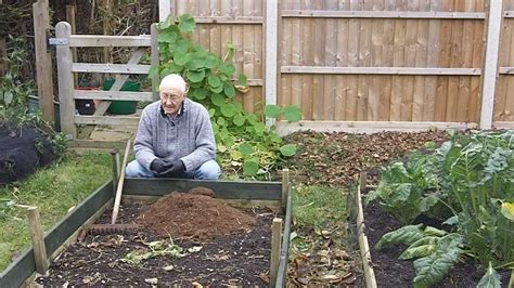 vegetable garden ireland my new permaculture type raised bed vegetable garden