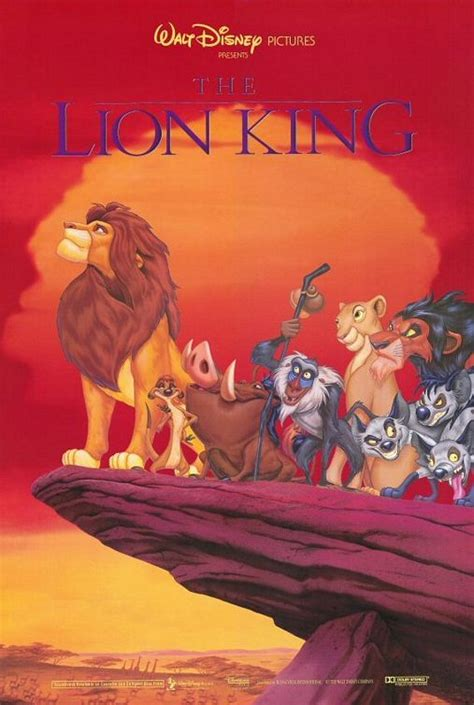 film le roi lion en streaming who voiced the characters in the lion king voices com
