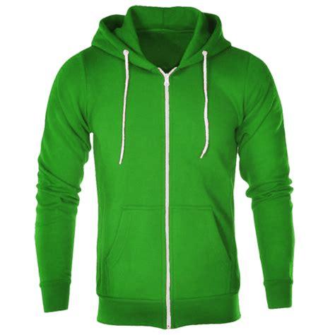 Jaketzipper Fullprint plain powder blue hoodie jacket with zipper cutton garments