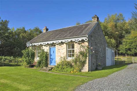 Family Cottages Scotland by Dunalastair Estate Cottages In Rannoch Scotland