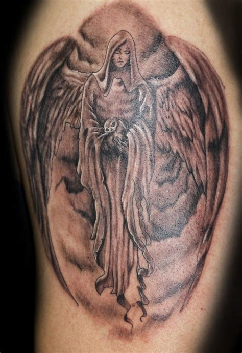 angel tattoos designs and ideas 2014 for men 006 life