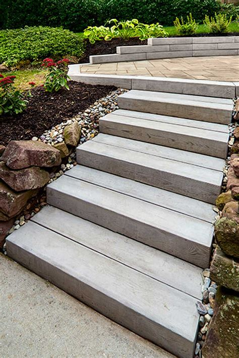 borealis stone steps central home supply