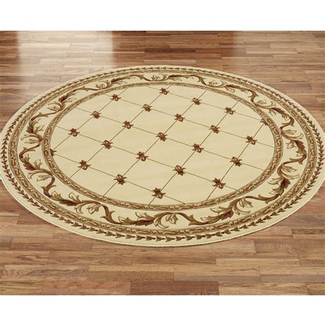 round accent rugs floors rugs persian cream round area rugs for