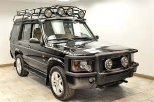 sell used 2003 land rover discovery se7 roof rack steps