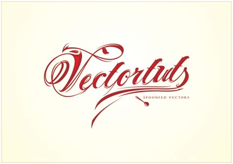 tutorial design font how to add decorative glamour to your ordinary script font