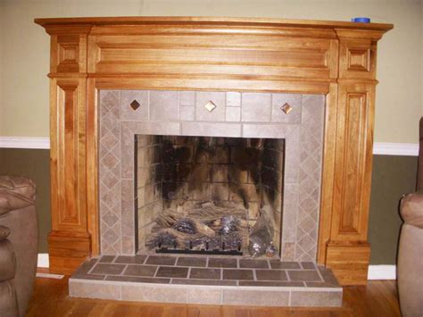 Wood Mantel On Fireplace by Then Choose One Of The Fireplace Mantels And