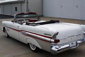 1957 Pontiac Bonneville Convertible 1957 Pontiac Bonneville Convertible Quot Fuel Injected Quot Sold