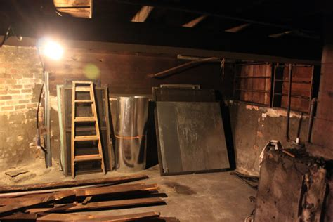 dingy basement with a paint your dingy basement can become a